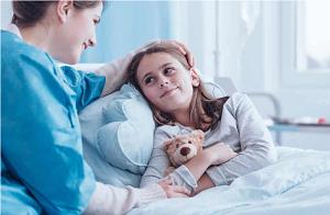 Hospice for children