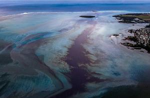 Oil Spill Mauritius